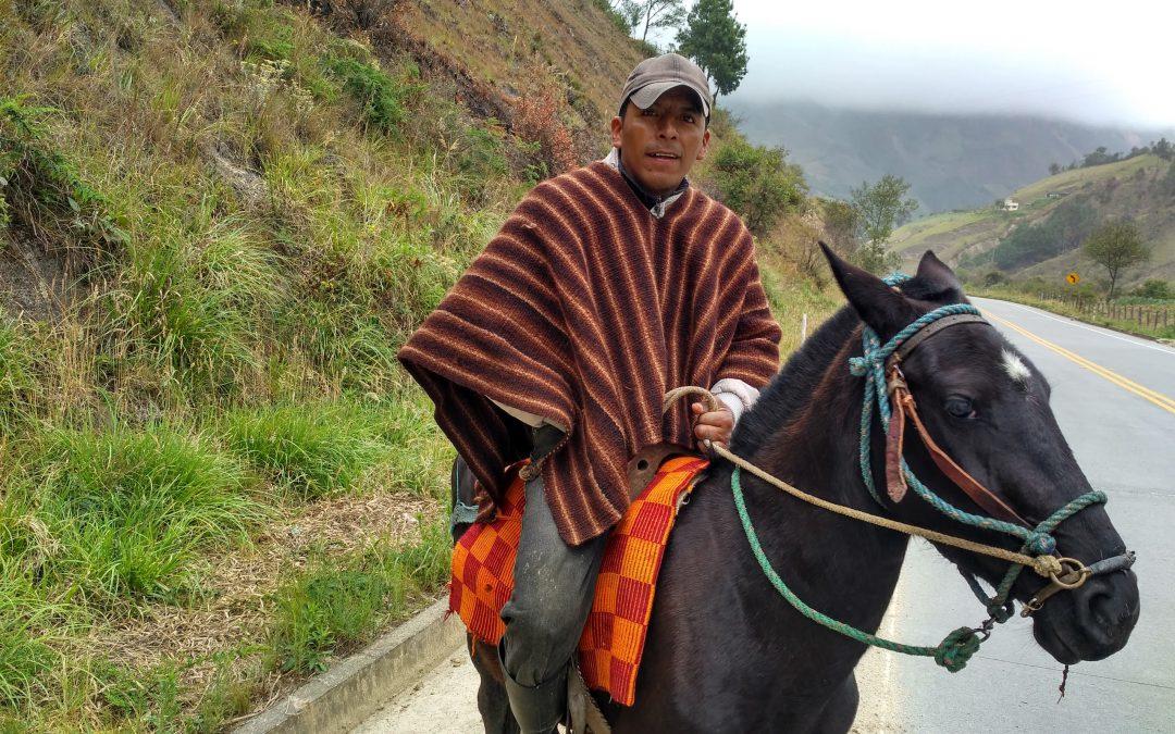Oihaneko herrixkak bizikletaz / Riding alongside the jungle villages